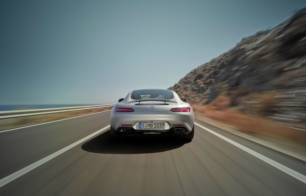 Motorizarea lui Mercedes AMG GT va echipa şi alte modele din gama Mercedes-Benz - Poza 2