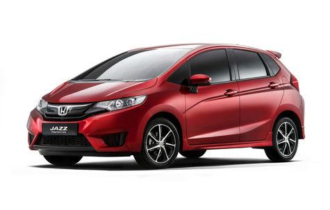 Honda Jazz (2014-2017)
