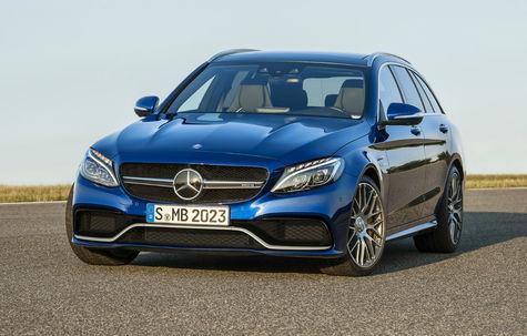 Mercedes-Benz C AMG Estate