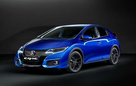 Honda Civic facelift (2015-2017)
