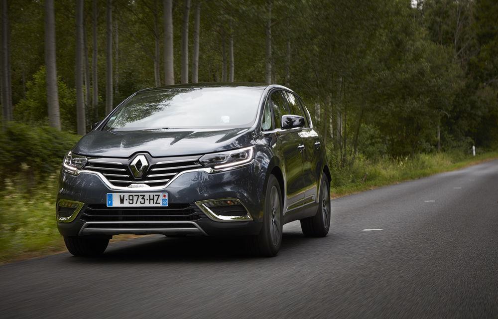 PARIS 2014 LIVE: Renault Espace își schimbă complet profilul și devine un crossover de familie - Poza 26