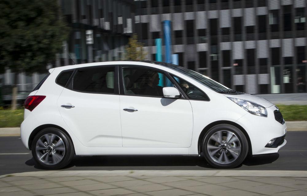 PARIS 2014 LIVE: Kia Venga facelift - monovolumul mic al coreenilor primeşte o actualizare subtilă - Poza 13
