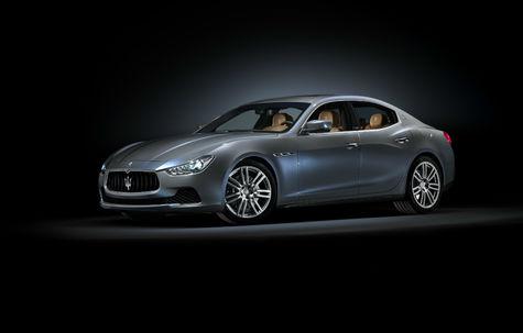 Maserati Ghibli Ermenegildo Zegna Concept