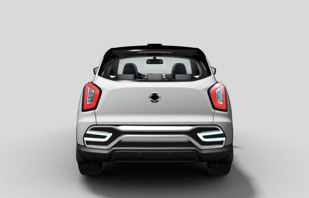 PARIS 2014 LIVE: Ssangyong XIV-Air şi XIV-Adventure, două concepte care pavează drumul pentru un viitor rival al lui Nissan Juke - Poza 16