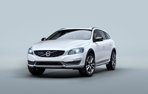 Volvo V60 Cross Country (2014-2018)