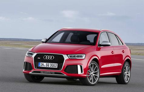 Audi RS Q3 facelift (2015-prezent)