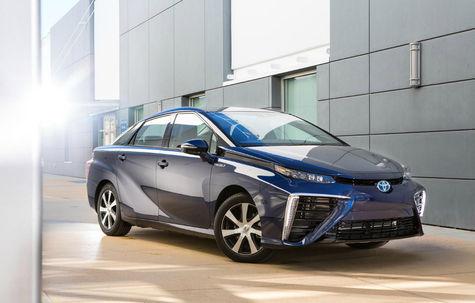 Toyota Mirai US