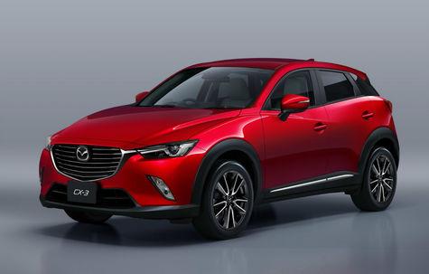 Mazda CX-3 (2014-2018)