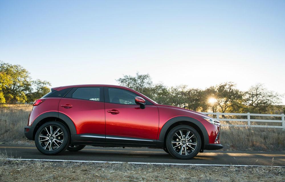 """Mazda: """"Ne temem că nu vom putea livra suficiente unități CX-3"""" - Poza 2"""