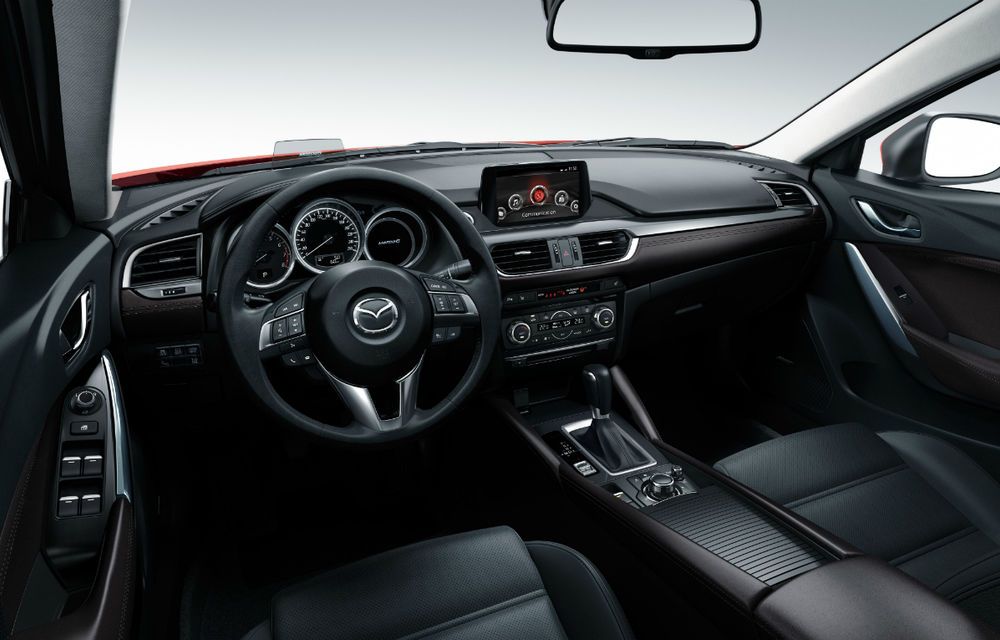 Mazda6 a atins un nou hotar de producţie: trei milioane de unităţi produse la nivel global - Poza 2