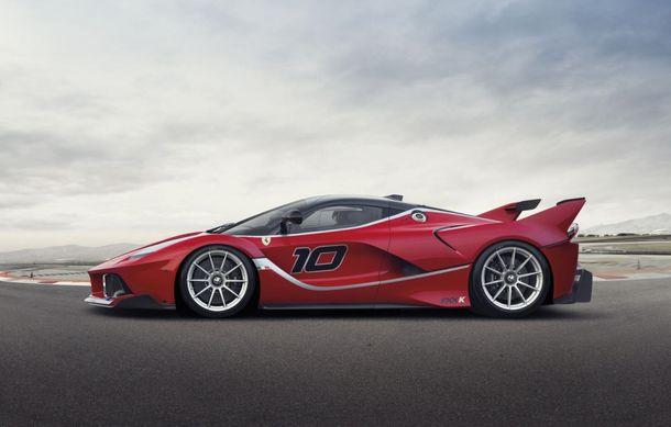 Ferrari a vândut toate exemplarele extremului FXX K, deși fiecare a costat 2.5 milioane de euro - Poza 2