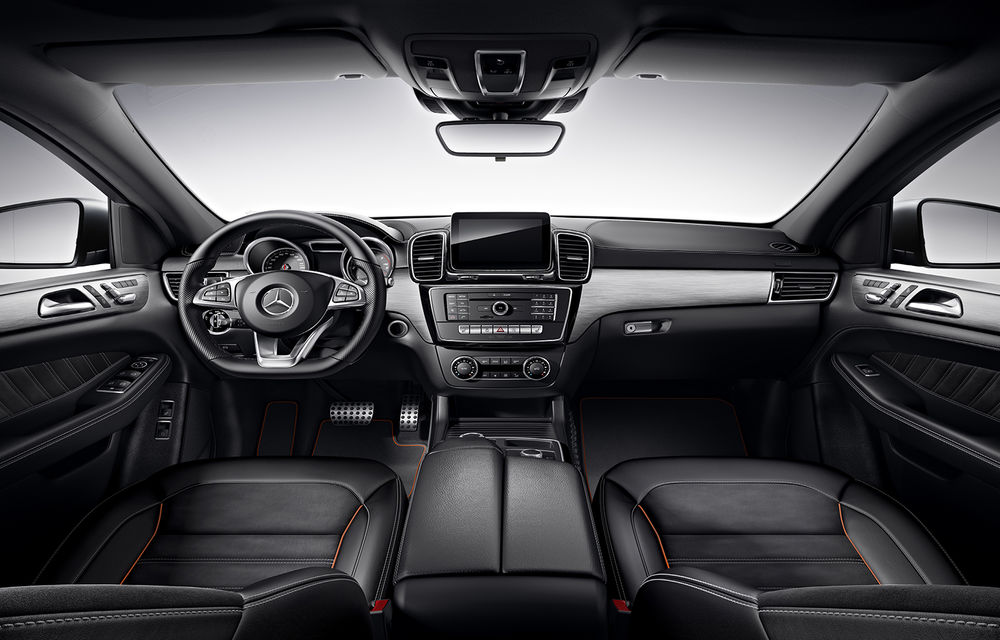 Mercedes-Benz GLE, primul rival direct al lui BMW X6, se prezintă - Poza 2