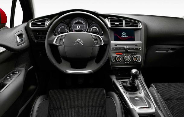 Citroen C4 facelift - primele imagini şi informaţii oficiale - Poza 2