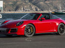 Poze Porsche 911 Targa 4 facelift