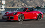 911 Targa 4 facelift