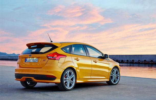 Preţuri Ford Focus ST facelift în România: start de la 28.250 de euro cu TVA inclus - Poza 2