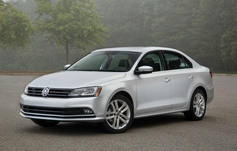 Volkswagen Jetta (2014-2017)