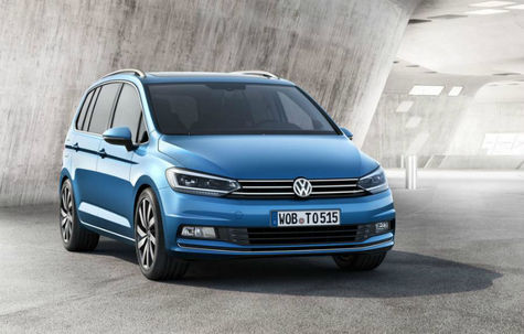 Volkswagen Touran (2015-prezent)