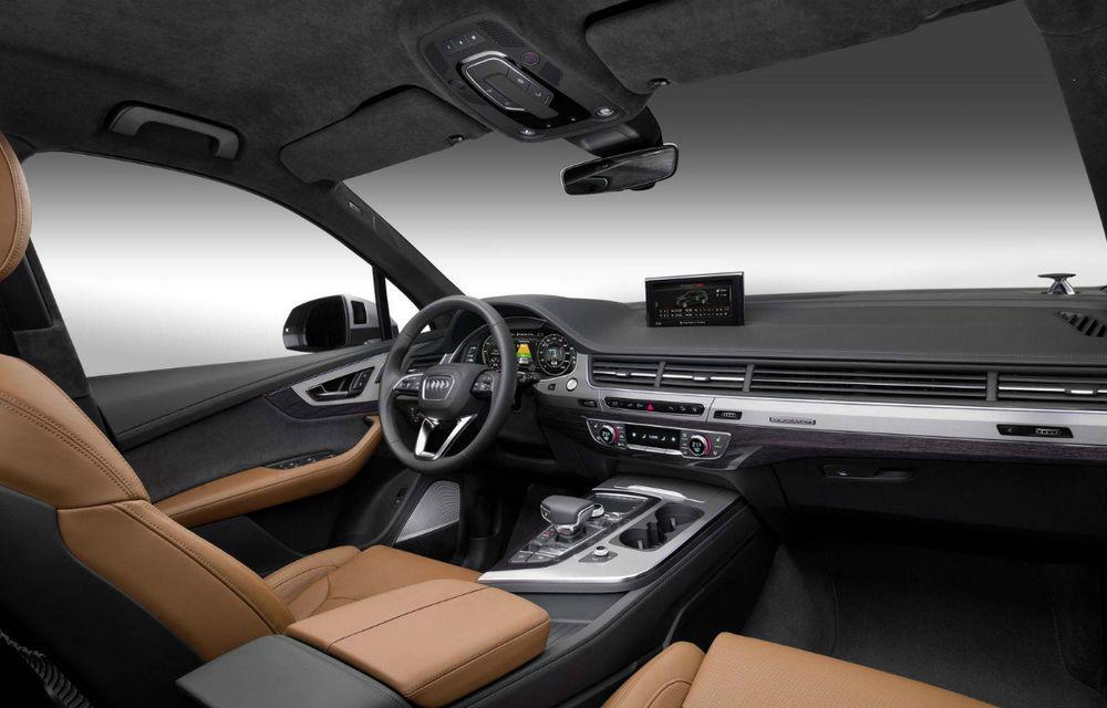 Comenzile pentru noul Audi Q7 se deschid în această primăvară - Poza 2