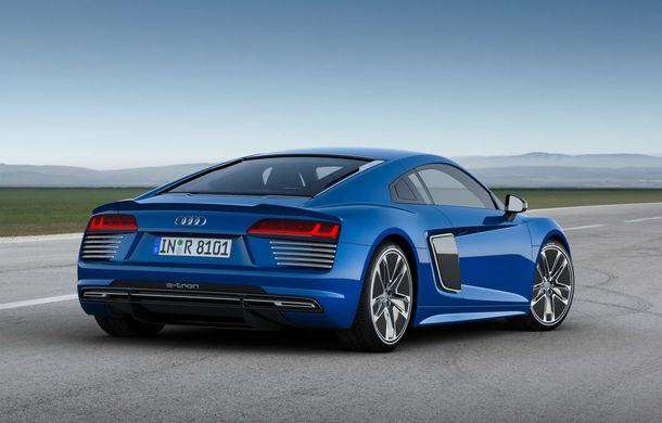 """Audi scoate din priză actualul R8 e-tron. După doar 100 de mașini vândute, concluzia e simplă: """"Am ajuns prea devreme"""" - Poza 2"""