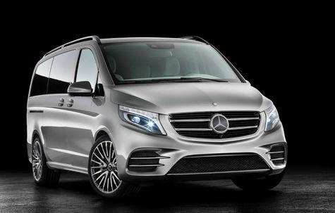 Mercedes-Benz Concept V-ision