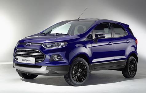 Ford EcoSport (2015-2017)