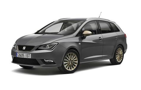 SEAT Ibiza ST facelift