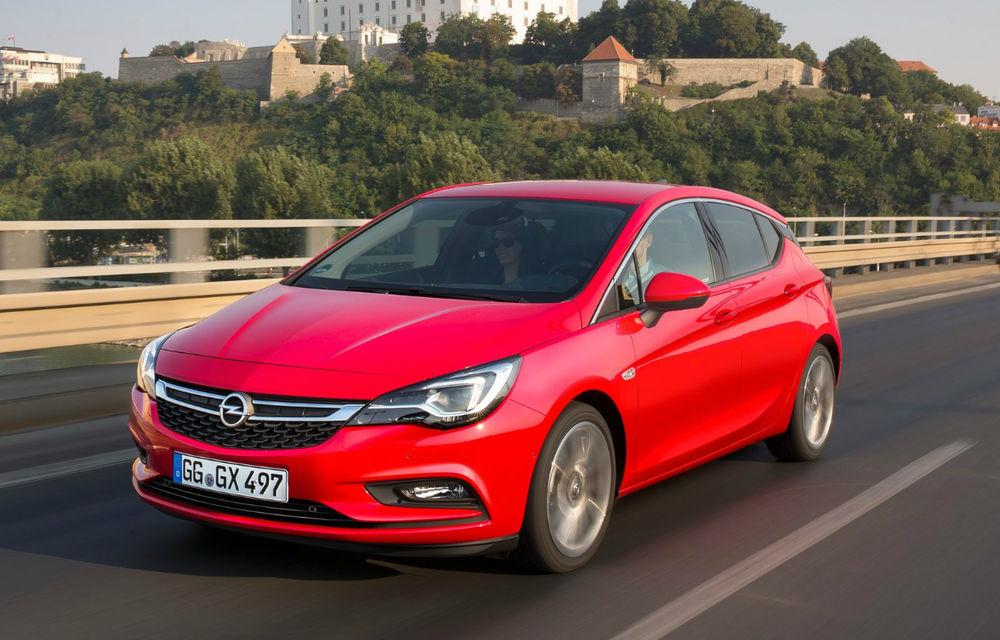 Opel Astra 1.4 Turbo: 150 CP și consum mixt de 4.9 litri la sută - Poza 3