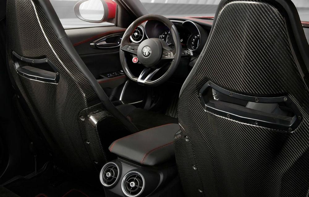 Alfa Romeo Giulia a ajuns în România: preț de pornire de 38.000 de euro, multe motorizări și echipare generoasă - Poza 2
