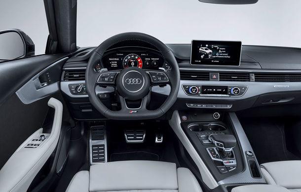 TOP SECRET: Întâlnire față în față cu noul Audi A4 înainte de lansarea oficială - Poza 6