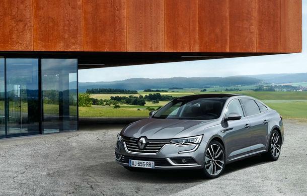 Francezii, între ei: Renault Talisman a fost aleasă în Franţa cea mai frumoasă maşină a anului 2015 - Poza 2