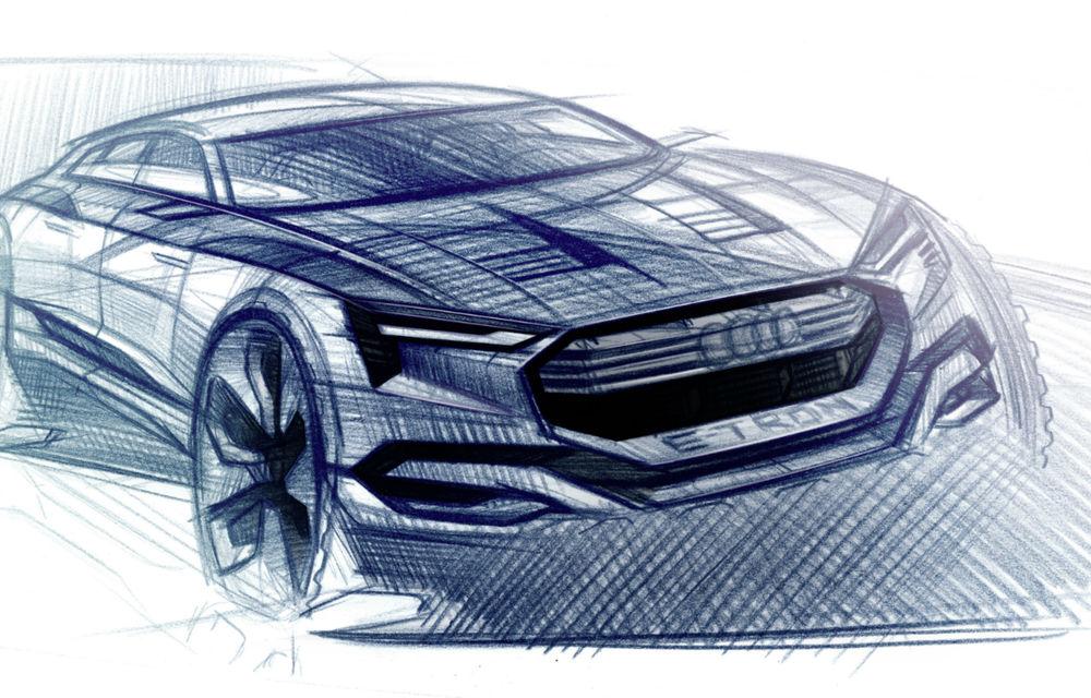 Audi e-tron quattro concept, primul SUV 100% electric al nemților, anunță 435 CP și o autonomie de peste 500 kilometri - Poza 2