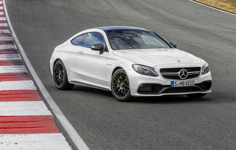 Mercedes-Benz C AMG Coupe