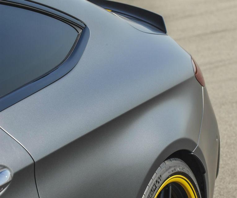 Ce motoare are noul Mercedes Clasa C Coupé? Între 4.1 litri/100 km şi 3.9 secunde pentru 0-100 km/h - Poza 2