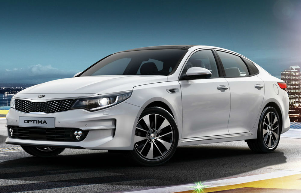 Kia Optima a primit o generație nouă, gata să-l înfrunte pe Volkswagen Passat - Poza 3