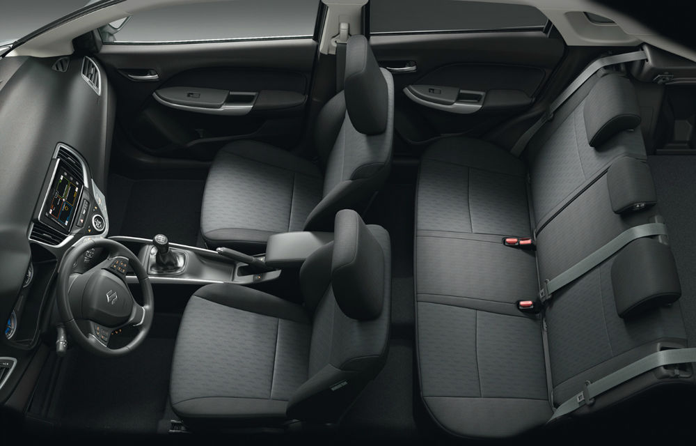 Suzuki Baleno costă 11.000 de euro în România și țintește clienții lui Ford Fiesta și Volkswagen Polo - Poza 14
