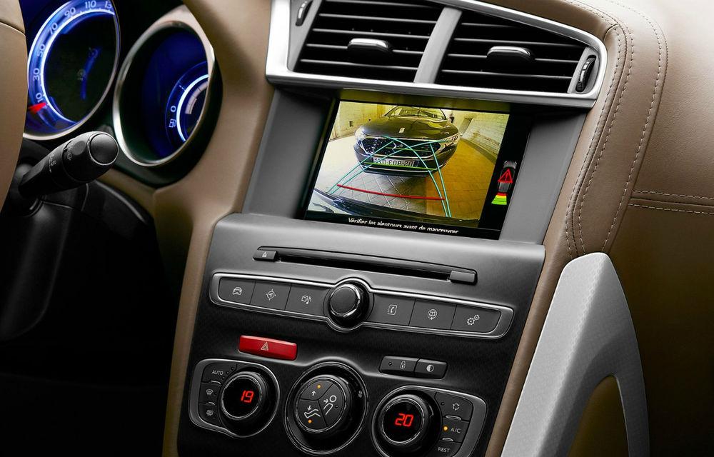 Citroen DS prezintă DS4 facelift și o nouă versiune crossover: DS4 Crossback - Poza 2