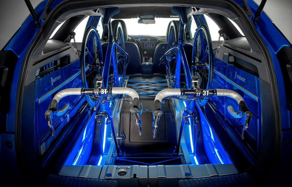 Honda Civic Tourer Active Life, un concept dedicat bicicliștilor - Poza 2