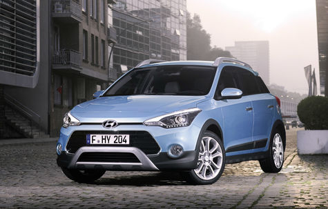 Hyundai i20 Active (2015-2018)