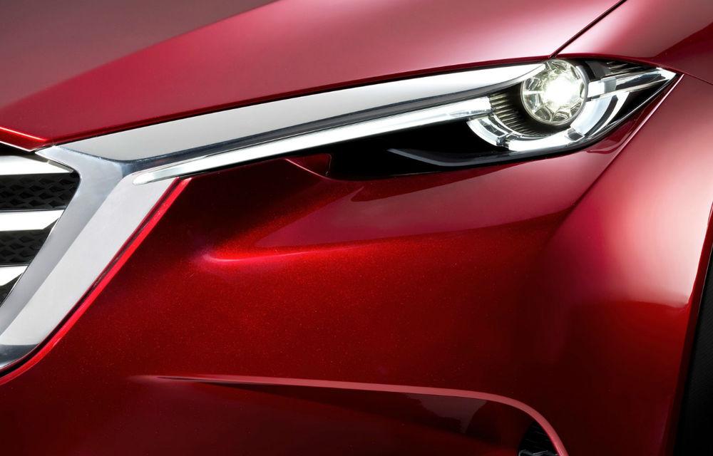 Mazda Koeru Concept arată direcția de design a viitoarelor crossovere ale mărcii - Poza 2