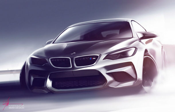 BMW M2 Coupe: 370 CP și 0-100 km/h în 4.3 secunde pentru cel mai mic M - Poza 2