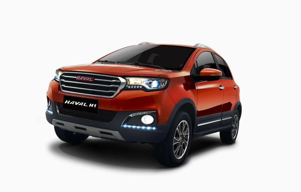 Râdem degeaba de bulgari: ne dau lecții la capitolul Saloane Auto și vor produce o gamă întreagă de SUV-uri - Poza 20