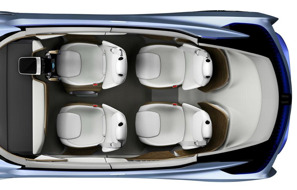 550 de kilometri autonomie cu o electrică de segment compact: Nissan promite o nouă generație a modelului Leaf în 2018 - Poza 2