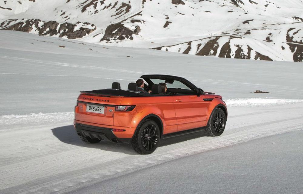 Lansare inedită în România: Range Rover Evoque Convertible pleacă de la 54.000 de euro - Poza 2