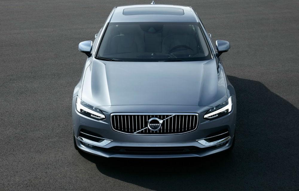Varning Tyskland! Volvo S90 a fost prezentat oficial - Poza 4