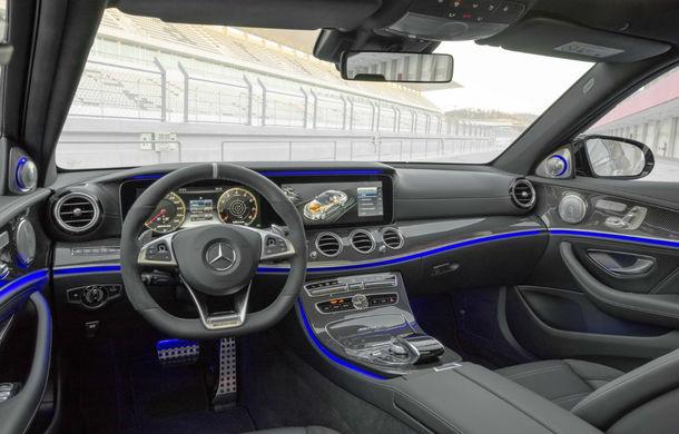 În așteptarea comenzilor: Mercedes a dat startul producției noii generații Clasa E înainte de lansarea sa europeană - Poza 2