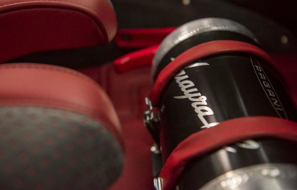 Pagani a lansat cel mai puternic și mai scump Huayra, botezat în memoria unui fan al mărcii: Benny Caiola - Poza 2