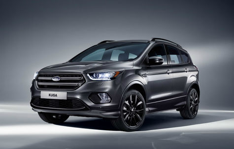 Ford Kuga facelift