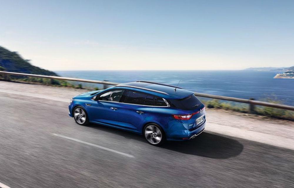 UPDATE FOTO. Noul Megane are de acum și o versiune break: faceți cunoștință cu noul Renault Megane Estate - Poza 3