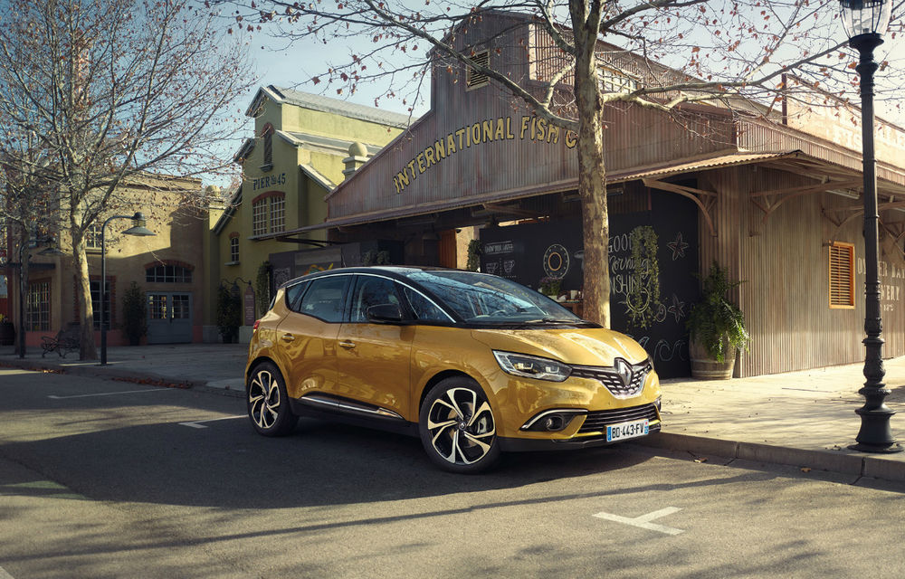 UPDATE FOTO: Imagini și informații oficiale cu noul Renault Scenic - Poza 4